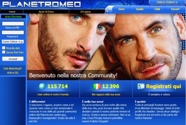 cerco gay vicenza incontri gay romeo